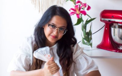 Live with Passion: Athashri Halale, Founder Cupcake Nation Studio